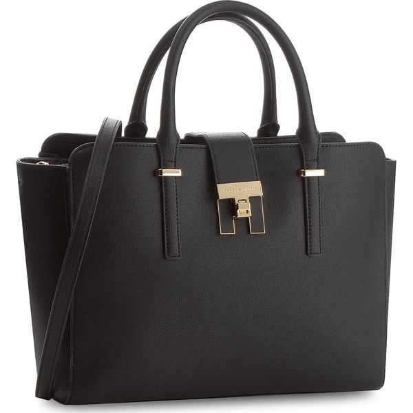 a69dffcd24bee Torebka TOMMY HILFIGER - Th Heritage Satchel Cb AW0AW05272 905 ...