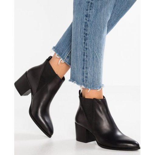 SPM NELSEA Ankle boot black