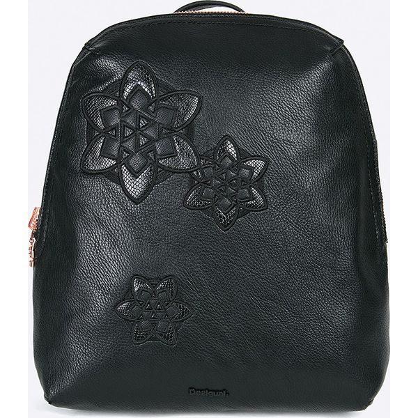 17d73612ccade Desigual - Plecak Bols_trip medeira - Czarne plecaki marki Desigual ...