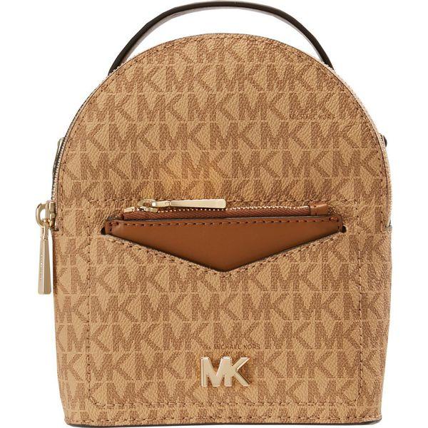 6387476bcc85e MICHAEL Michael Kors BACKPACK Plecak camel - Plecaki marki MICHAEL ...