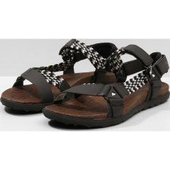 222255b7d276be Merrell TERRAN CROSS II Sandały trekkingowe black - Czarne obuwie ...