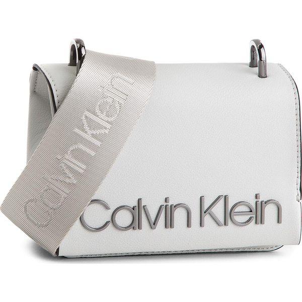 807800dd8d81c Torebka CALVIN KLEIN BLACK LABEL - Ck Candy Small Cross K60K604304 ...