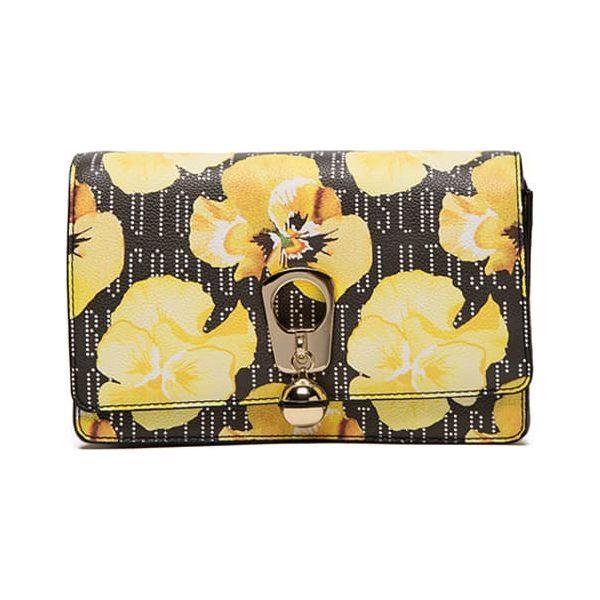 35fedcedf19b4 Torebka w kolorze żółtym - (S)13 x (W)20 x (G)6 cm - Żółte torby na ...