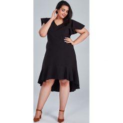 e376f98d Modne sukienki weselne dla puszystych - Sukienki - Kolekcja lato ...