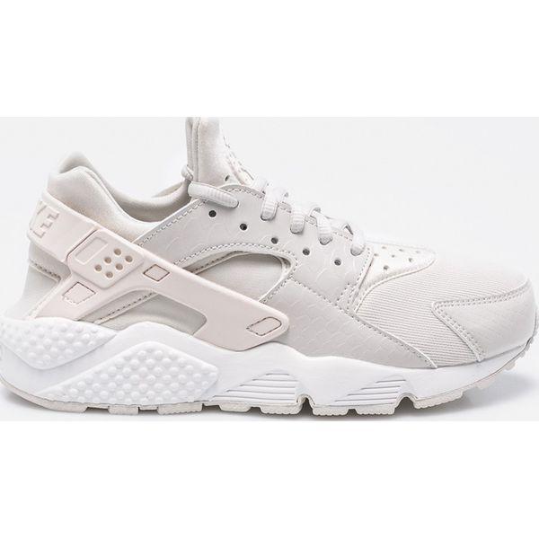 59459148 Nike Sportswear - Buty WMNS Air Huarache Run - Szare obuwie sportowe ...