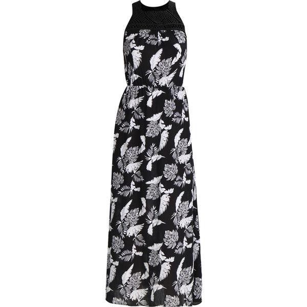 48996dbca4 Superdry ALIVIA KNOT DRESS Długa sukienka mono - Szare sukienki ...