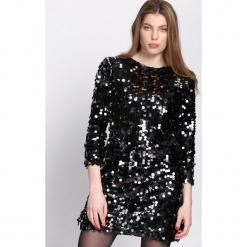 4fac83cf24 Sukienka koktajlowa długi rękaw - Sukienki - Kolekcja wiosna 2019 ...