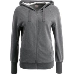 d5c9654956050 Deha HOODIE Bluza rozpinana dark grey melange. Szare bluzy marki Deha, l,  ...