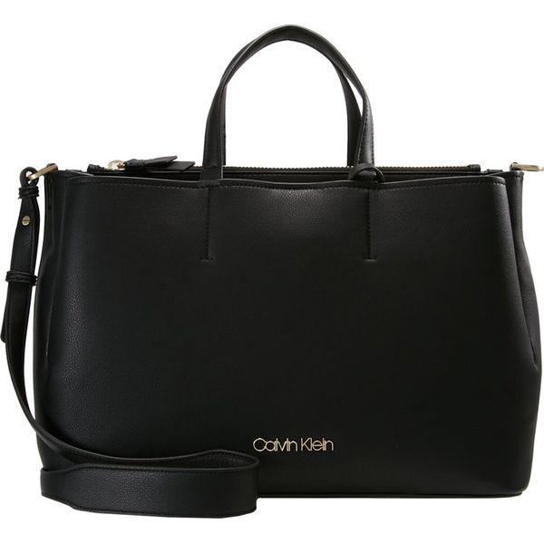 a079a6af827e2 Calvin Klein STEP UP Torebka black - Torebki klasyczne marki Calvin ...