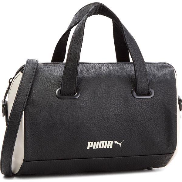 2949cffc82341 Torebka PUMA - Classics 075405 01 Puma Black Whisper White - Torby ...