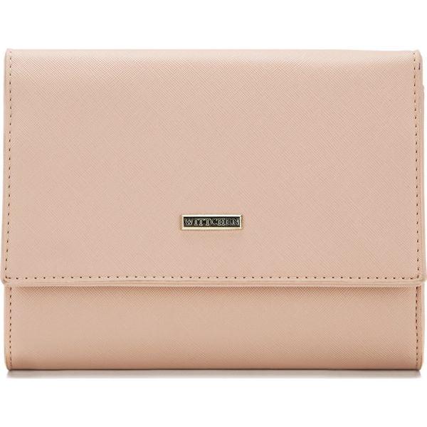 8865e06c3d8d8 Torebka damska 86-4Y-103-9 - Brązowe torebki klasyczne marki ...