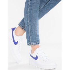 Nike Sportswear AIR FORCE 1 '07 SEASONAL Tenisówki i Trampki blue grey zalando niebieski casual