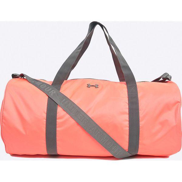 9419321cbbee5 Under Armour - Torba - Różowe torby na ramię marki Under Armour, w ...