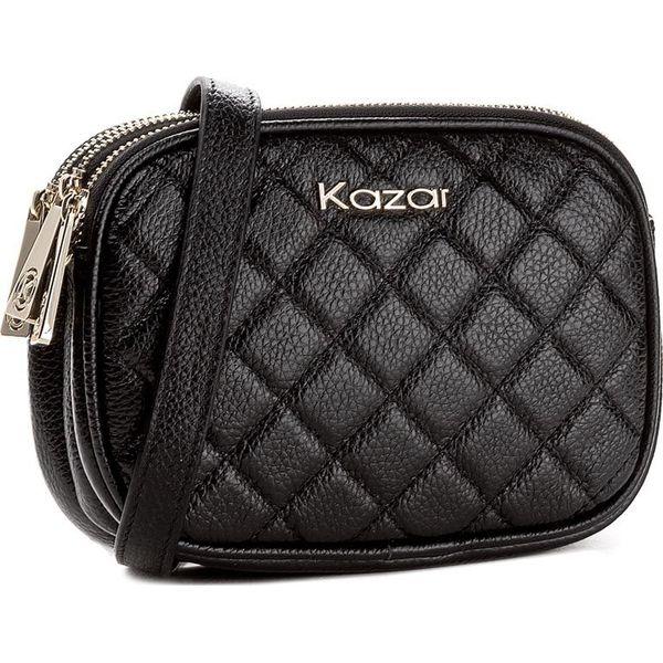 e2cd844377ef1 Torebka KAZAR - Sonia 26475-01-00 Black - Listonoszki marki Kazar ...