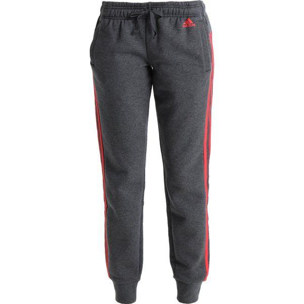 adidas Performance PANT Spodnie treningowe dark grey heatherreacor