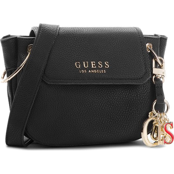 d1185b69cd6ca Torebka GUESS - HWVG67 00210 BLA - Czarne torebki klasyczne marki ...