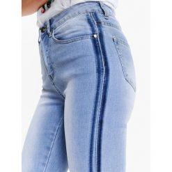 cdde5429 Spodnie z lampasem damskie - Spodnie - Kolekcja lato 2019 - Sklep ...