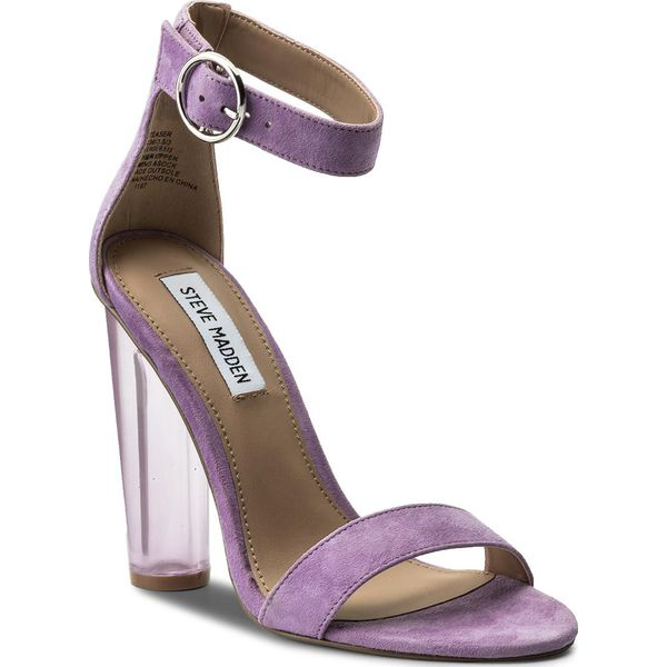 45fc22c8220a4 Sandały STEVE MADDEN - Teaser Sandal 91000965-10003-08002 Lavender ...