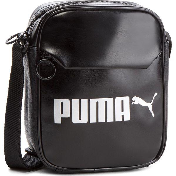 20db42368c Saszetka PUMA - Campus Portable 075004 01 Puma Black - Torby na ...