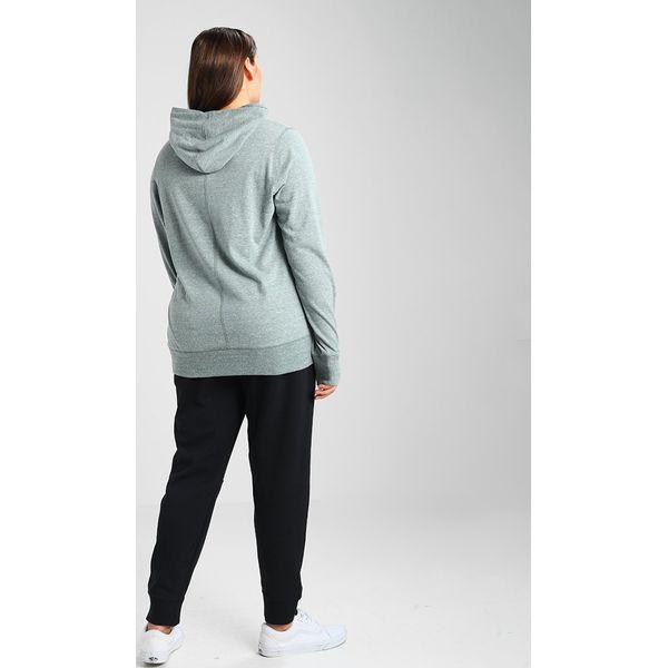 a011f953c1d71a Nike Sportswear GYM VINTAGE HOODIE Bluza z kapturem clay green/sail ...