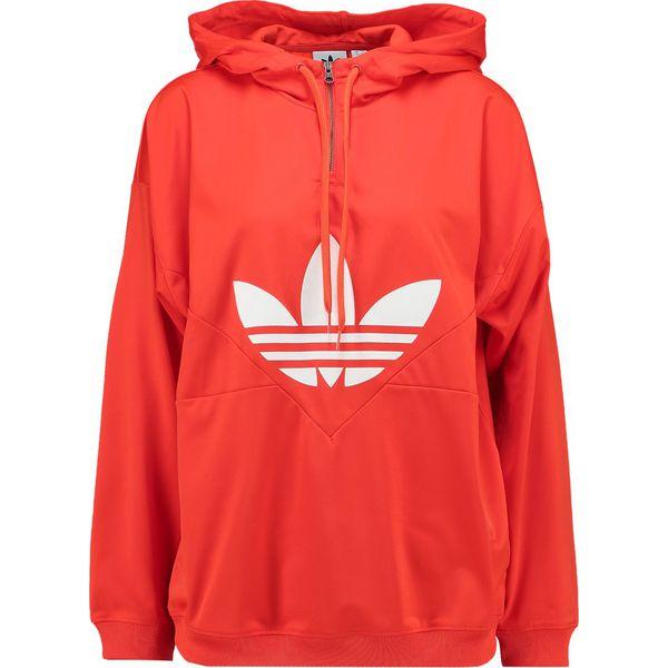c3949e8a3 adidas Originals Bluza z kapturem bold orange - Czerwone bluzy ...