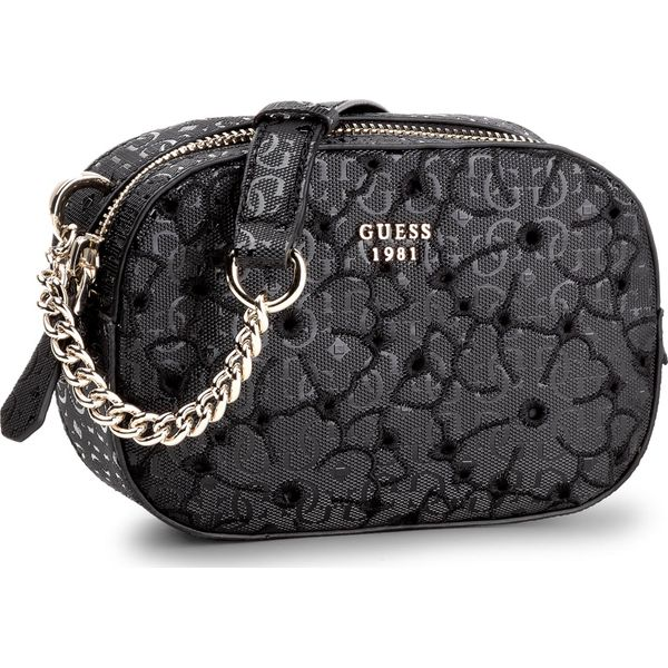 5c8179079268e Torebka GUESS - Jayne (SG) Mini-Bag HWSG69 61700 BLA - Czarne ...