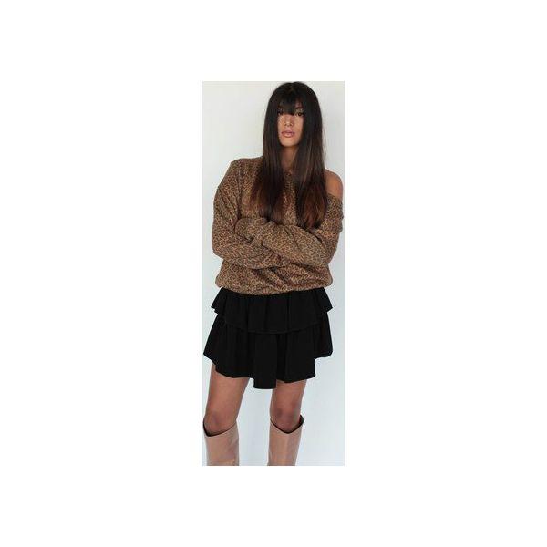 6e4ce652 Spódnica z falbankami Lilka