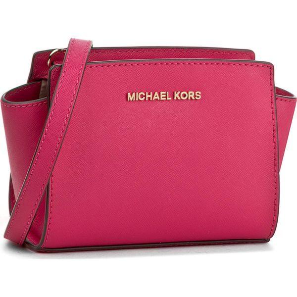 ac37e3ba57e05 Torebka MICHAEL KORS - Selma 32H3GLMC1L Ultra Pink - Czerwone ...