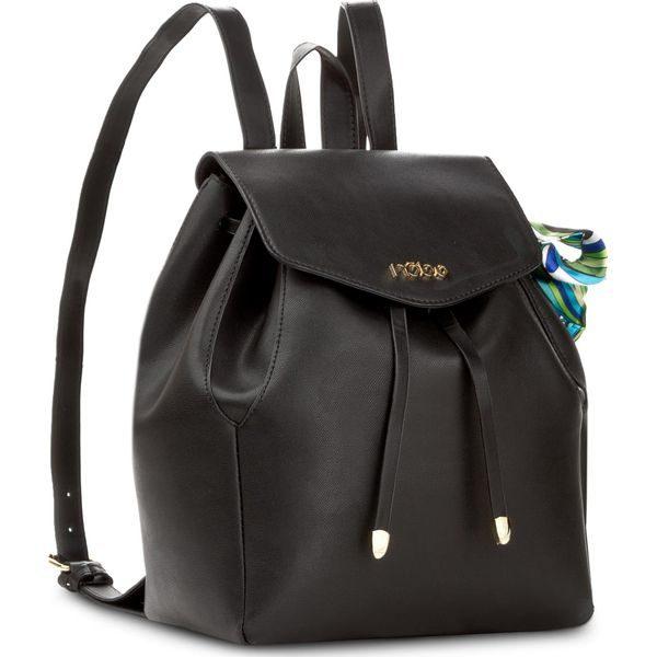 4c22e94121f86 Plecak NOBO - NBAG-E1620-C020 Czarny - Czarne plecaki marki Nobo. W ...
