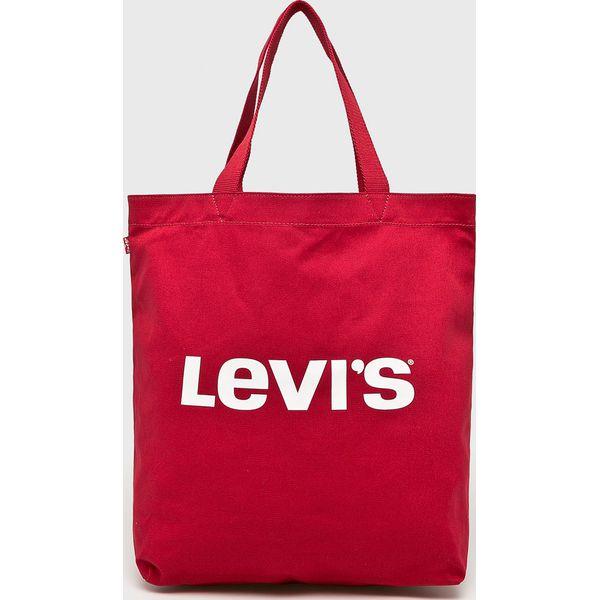 0b88c4bdd779d Levi's - Torebka - Brązowe torby na ramię marki Levi's®, z bawełny ...