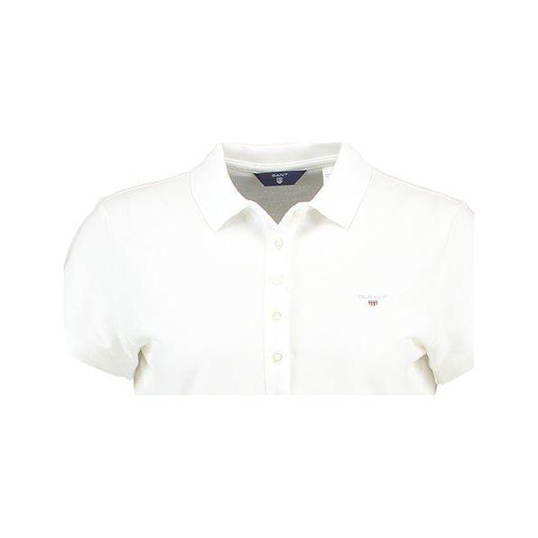 c4e46d06 GANT THE ORIGINAL DRESS Sukienka letnia white