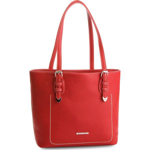 986c1a0881af1 Torebka WITTCHEN - 86-4Y-420-3 Czerwony - Czerwone torebki klasyczne ...