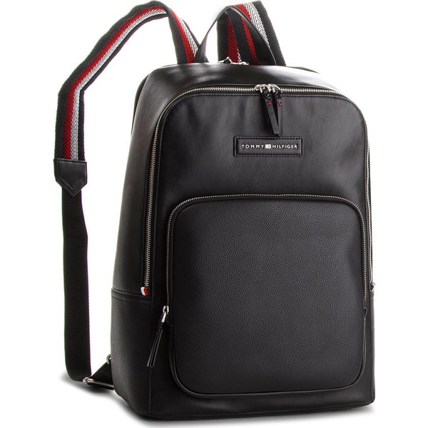 9f27279ad7457e Plecak TOMMY HILFIGER - Corporate Mix Backpack AM0AM03422 002 ...