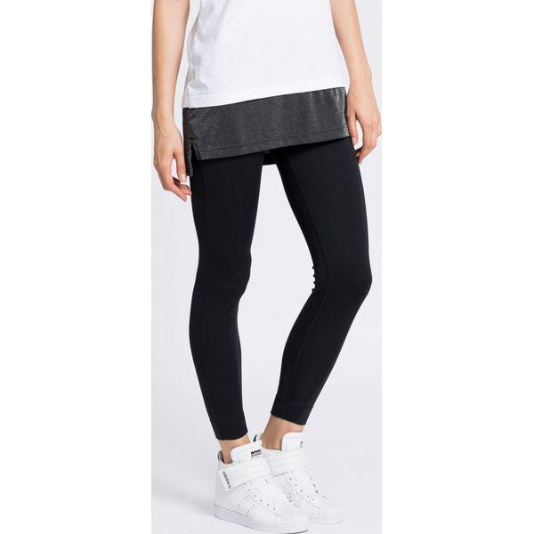 8fc451ef9 Nike - Legginsy - Szare legginsy Nike Sportswear, m, z dzianiny. W ...