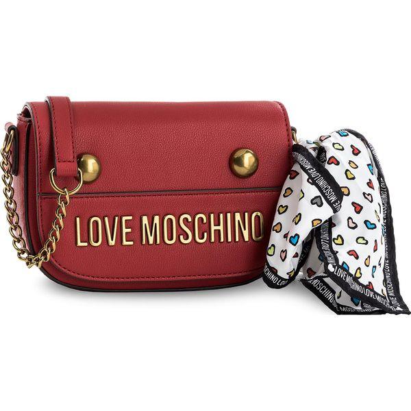 4ac10bebf94fe Torebka LOVE MOSCHINO - JC4345PP05K60500 Rosso - Czerwone ...