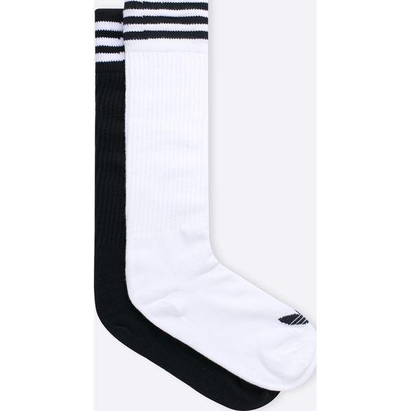 2b58c6c9ac5dd adidas Originals - Skarpetki (2-Pack) - Białe skarpety marki Adidas ...