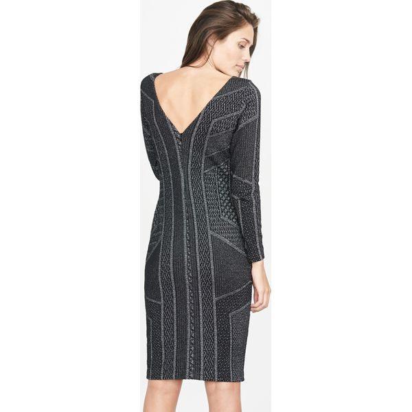 0c16aaa275 Simple - Sukienka - Czarne sukienki marki Simple