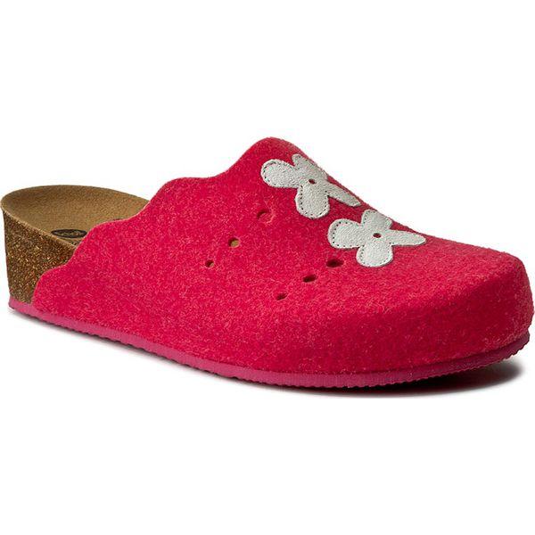 96661173c6b7ec Kapcie SCHOLL - Beille F26295 1735 360 Coral/White - Czerwone obuwie ...