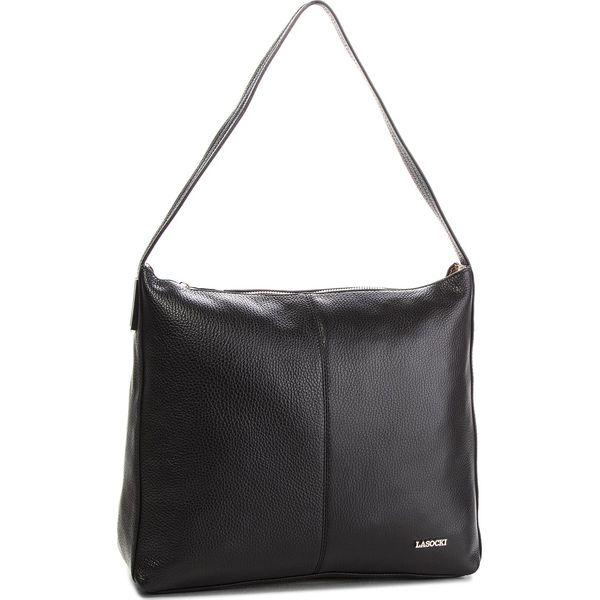 a77b2e9dc2ec9 Torebka LASOCKI - VS4341 Czarny - Czarne torebki klasyczne marki ...