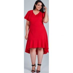 2f8372ad Sukienki koktajlowe czerwona - Sukienki - Kolekcja lato 2019 - Sklep ...