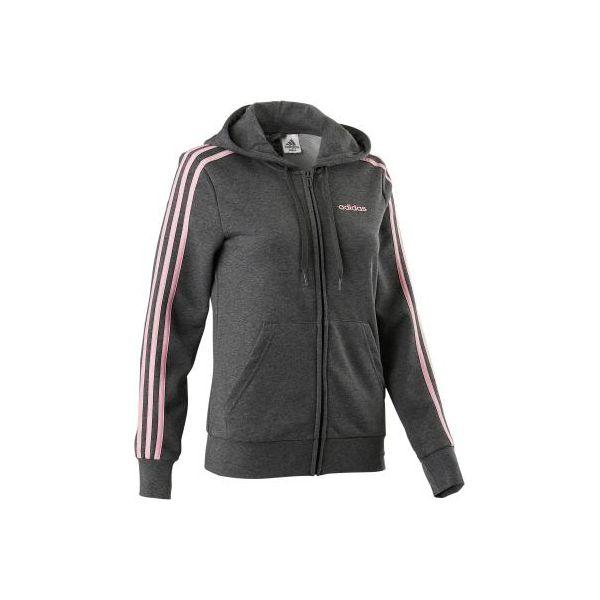 0124c9b970 Bluza na zamek Gym   Pilates 3S 500 damskie - Bluzy marki Adidas. Za ...