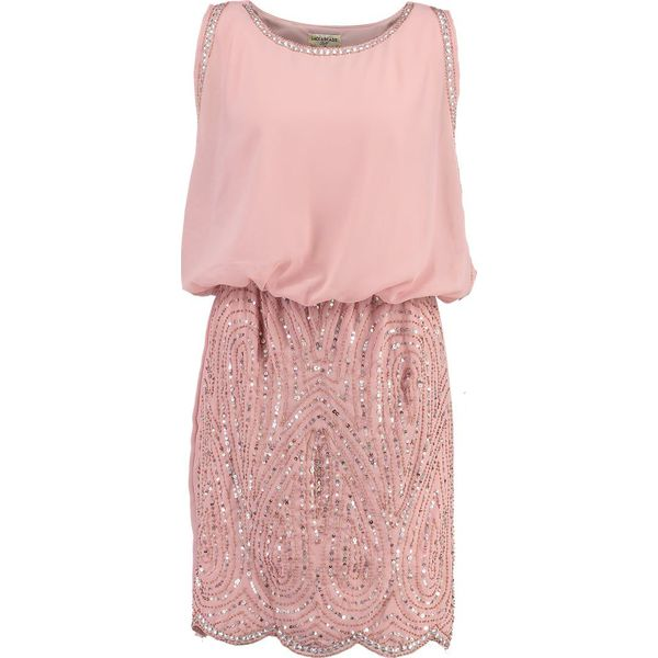 33813cba0abda3 Lace & Beads Tall SHARON Sukienka koktajlowa candy pink - Sukienki ...