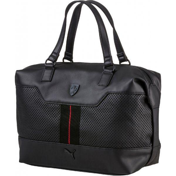 f0f5d58124812 Puma Torba Ferrari Ls Handbag Black - Czarne torebki klasyczne marki ...