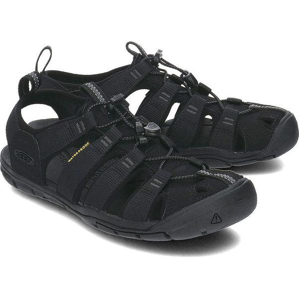 dbe9b55c83c667 Keen Sandały damskie Clearwater CNX czarne r. 39 (1020662) - Sandały ...