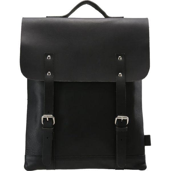 88a522b01b591 Enter MESSENGER TOTE MINI ALL Plecak black - Czarne plecaki marki ...