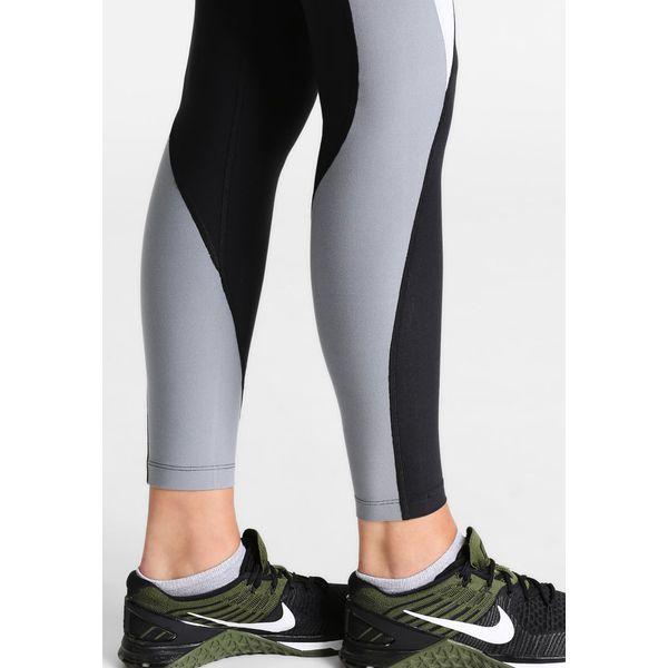b2d0b44ccc3d7 Nike Performance POWER LEGEND Legginsy black/pure platinum/cool grey ...