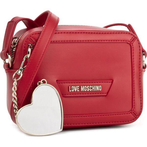 6918a9aa70b4b Torebka LOVE MOSCHINO - JC4078PP15LI0500 Rosso - Czerwone ...