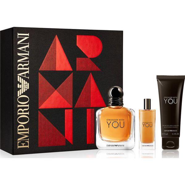 c43762461735b Giorgio Armani Zestawy Zestaw zapachowy 1.0 st - Perfumy męskie ...