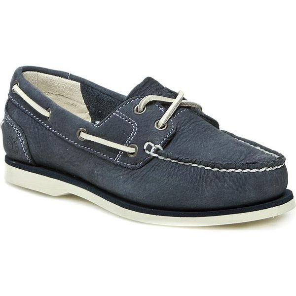 Spitzenstil neuer Stil & Luxus Einkaufen Mokasyny TIMBERLAND - 3937R Navy/Blue