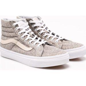 f424e063fe Vans SK8HI Sneakersy wysokie desert sage true white - Trampki marki ...